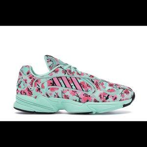 Adidas limited addition Arizona ice tea sneakers